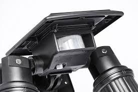 Solar Lights For Driveway by Wireless Solar Light Pir Motion Sensor Led Reflector Floodight