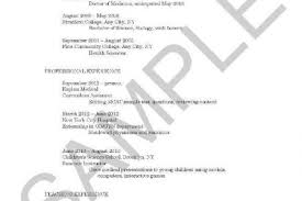 Medical Scribe Resume Sample by Medical Cv Template Doctor Nurse Cv Medical Jobs Curriculum