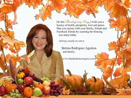 a thanksgiving greeting from us congressional candidate et