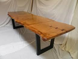 wooden slab dining table uk wood slab dining table singapore