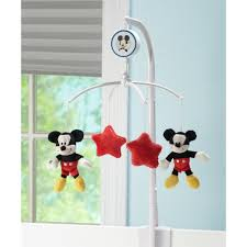 Baby Mickey Crib Bedding by Disney Baby Mickey Mouse Mobile Walmart Com