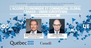 chambre de commerce europ馥nne tournée fccq accord économique et commercial global chambre de
