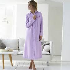 robe de chambre en courtelle blancheporte peignoir uni maille courtelle courtelle