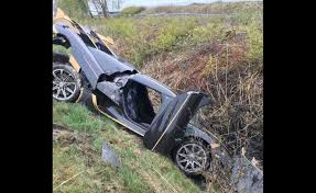 koenigsegg one 1 crash koenigsegg crashes during testing in sweden performancedrive