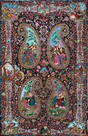 rugs from iran tabriz silk rug item cs t