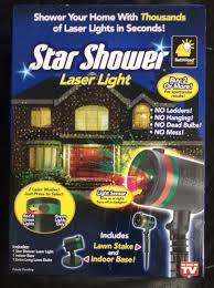 Projector Christmas Lights by New Star Shower Motion Outdoor Laser Christmas Lights Projector As