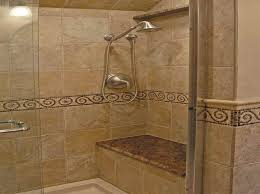 How To Tile A Bathroom Shower Wall Shower Stall Tile Design Ideas Home Designs Ideas