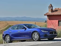 maserati models maserati recalls sedan models stop sale issued for ghibli and