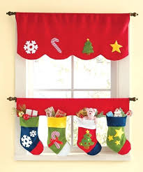 Red Kitchen Curtains And Valances by Christmas Curtains For Kitchen U2013 Brapriseronline Com