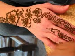 membuat alis dengan henna henna mehndi tattoo designs www hennaarts com youtube flv youtube