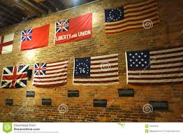 Betsy Ross Flags American Flags Editorial Stock Photo Image Of Tavern 39565658