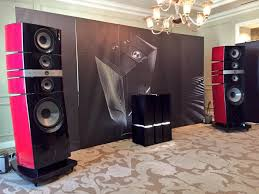 ces 2015 utopia speakers in the focal listening suite tym