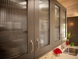 choose glass kitchen cabinet doors modern kitchen 2017