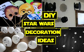 diy wars decorations wars