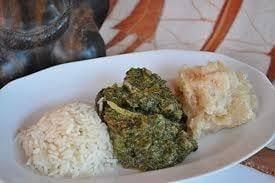 cuisiner manioc recette de saka saka feuilles de manioc la recette facile