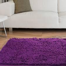 Lilac Rug Amazon Com Lavish Home High Pile Carpet Shag Rug 21 By 36 Inch