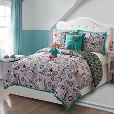 Black And Teal Comforter Buy Black And Teal Bedding From Bed Bath U0026 Beyond