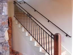 Home Depot Stair Railings Interior Handrail For Stairs Golbiprint Me