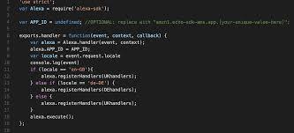 how to build a multi language alexa skill alexa blogs