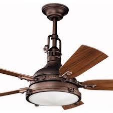 kichler barrington ceiling fan lighting kichler 58 inch arkwright with polycarbonate blades