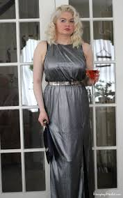 maxi dress inspired by 90s carrie bradshaw