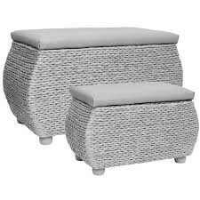 Patio Furniture Table Sofa Patio Furniture With Ottomans Blue Ottoman Rattan Coffee