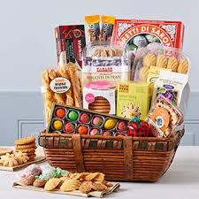 gift baskets boxes zabar s