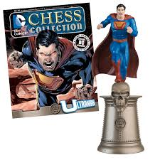 dc chess collection comic heroes eaglemoss