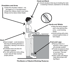 guidelines for retail grocery stores ergonomics for the