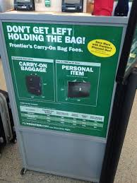 frontier baggage fees frontier airlines baggage service 7100 terminal dr oklahoma city