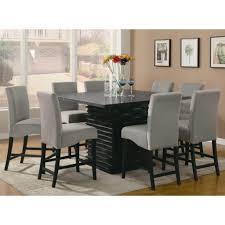 black dining room set dining room luxurious black dining room sets with cushioned dining