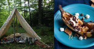 Backyard Camping Ideas Incredibly Clever Backyard Camping Ideas