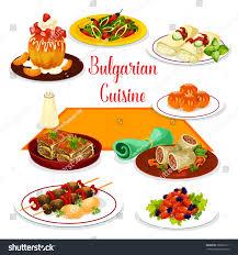 a à z cuisine bulgarian cuisine icon lunch dessert tomato เวกเตอร สต อก 789820111