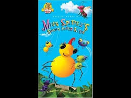 opening spider sunny patch kids vhs uk 2004