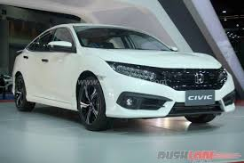 honda civic sales in india aimed at 2 500 units a month