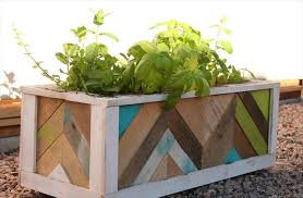 planter boxes out of pallets pallet planter box pallets and