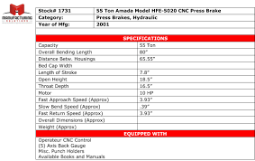 43 hfe 80 25 amada press brake manual metal forming