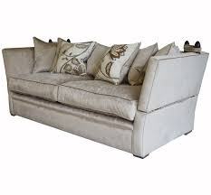 Low Back Sofa Greenwich High Arm Scatter Back Sofas Handmade Sofas And Chairs