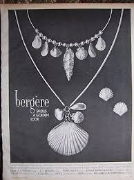 bergere earrings 95 best bergere jewelry herbert pohs inc 1946 1979 images on