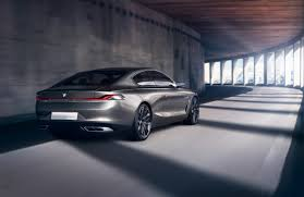 bmw 8 series coupe silhouette released to enter production in 2018