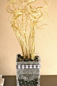 Silver And Gold Home Decor by New Year U0027s Eve Decorations Gatsby Theme Centerpieces And Gatsby