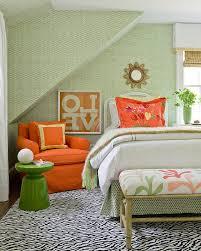 Seafoam Green Home Decor Boston Seafoam Green Home Decor Bedroom Transitional With Orange