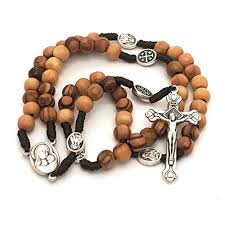 olive wood rosary olive wood rosary bethlehem holy soil christian gift from