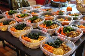 organizing your diet plan by cooking in bulk all to health