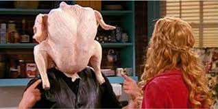 apparently the friends turkey wasn t real