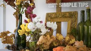 5 ways to add garden decor to thanksgiving garden club