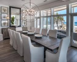 Beach Style Dining Room Ideas  Design Photos Houzz - Beach dining room