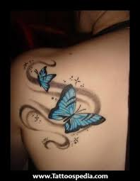 ulysses butterfly tattoos
