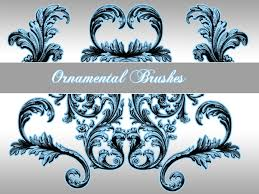 18 ornament brushes abr format design trends
