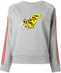 marc by marc jacobs tiger paw print sweatshirt where to buy